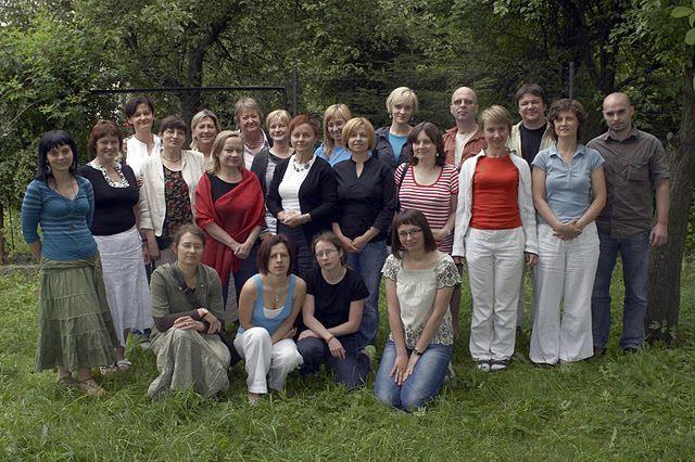 Warsztat z Lyndą Osborne 2008