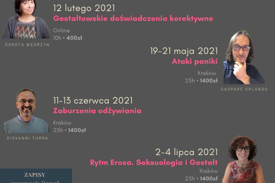 Warsztaty 2020/21