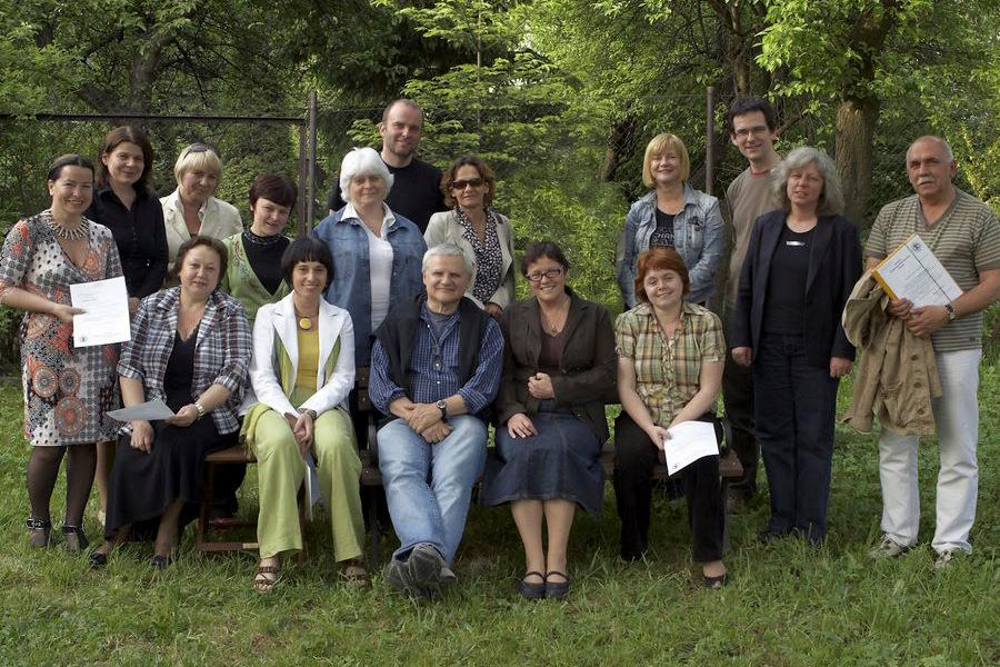 Szkoła Superwizorów Sesja z prof. Bogdanem de Barbaro