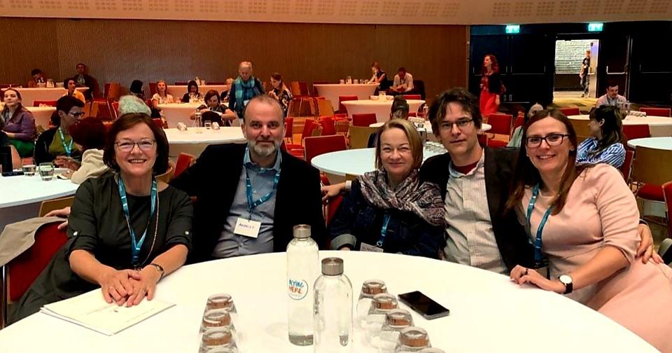 Konferencja w Budapeszcie 2018