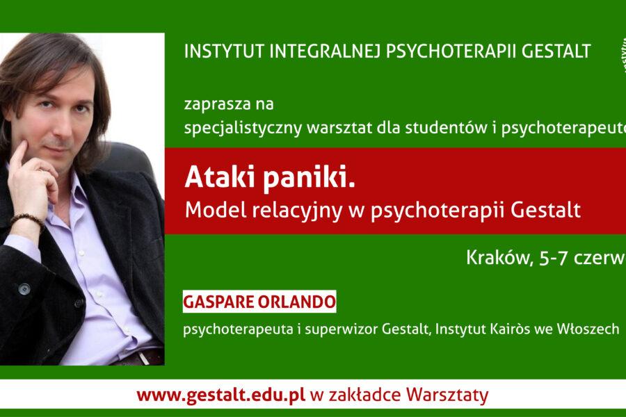 """Warsztat online """"Ataki paniki"""" 5-7 czerwca 2020"""