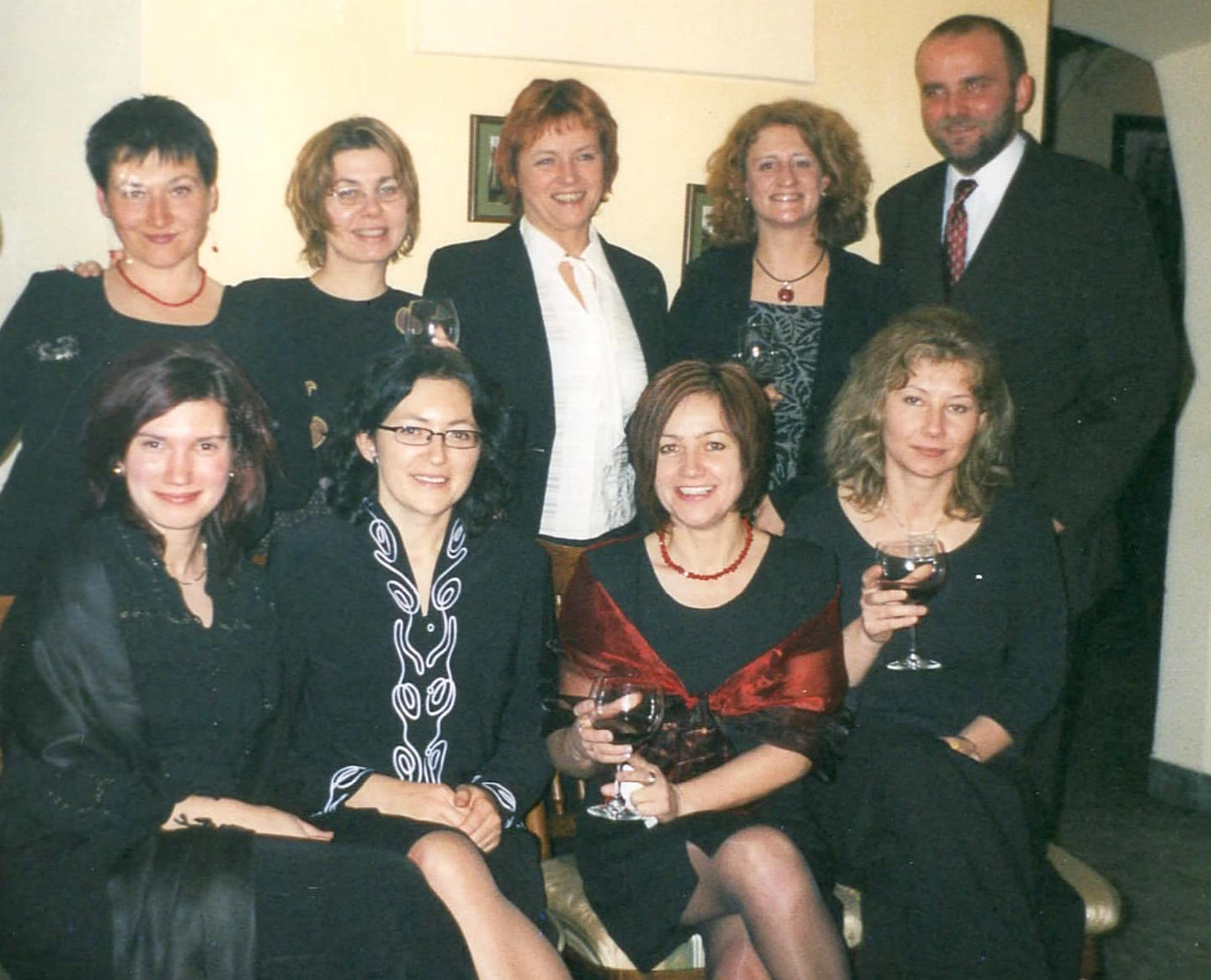 Zakończenie 1. Szkoły Psychoterapeutów i Trenerów Grupowych