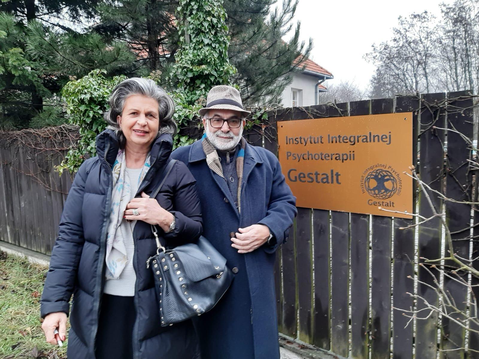 Szkoła Terapii Rodzin Gestalt Valeria Conte i Giovanni Salonia