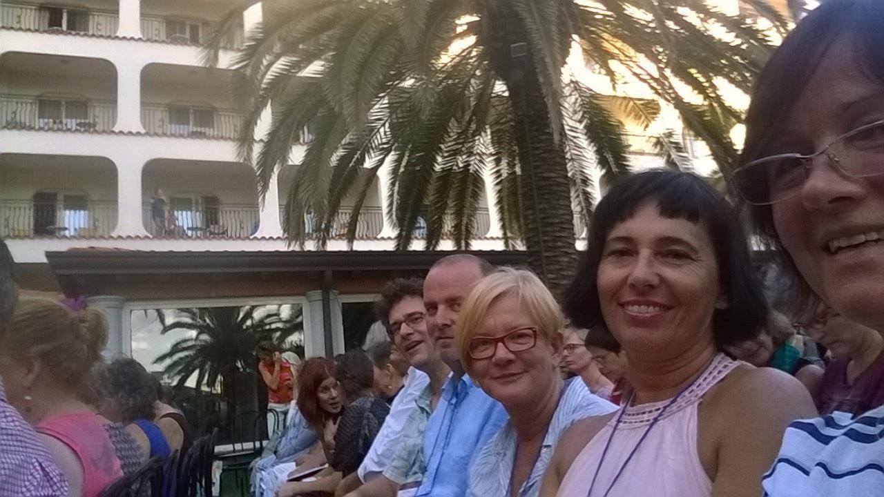 Konferencja EAGT na Sycyli