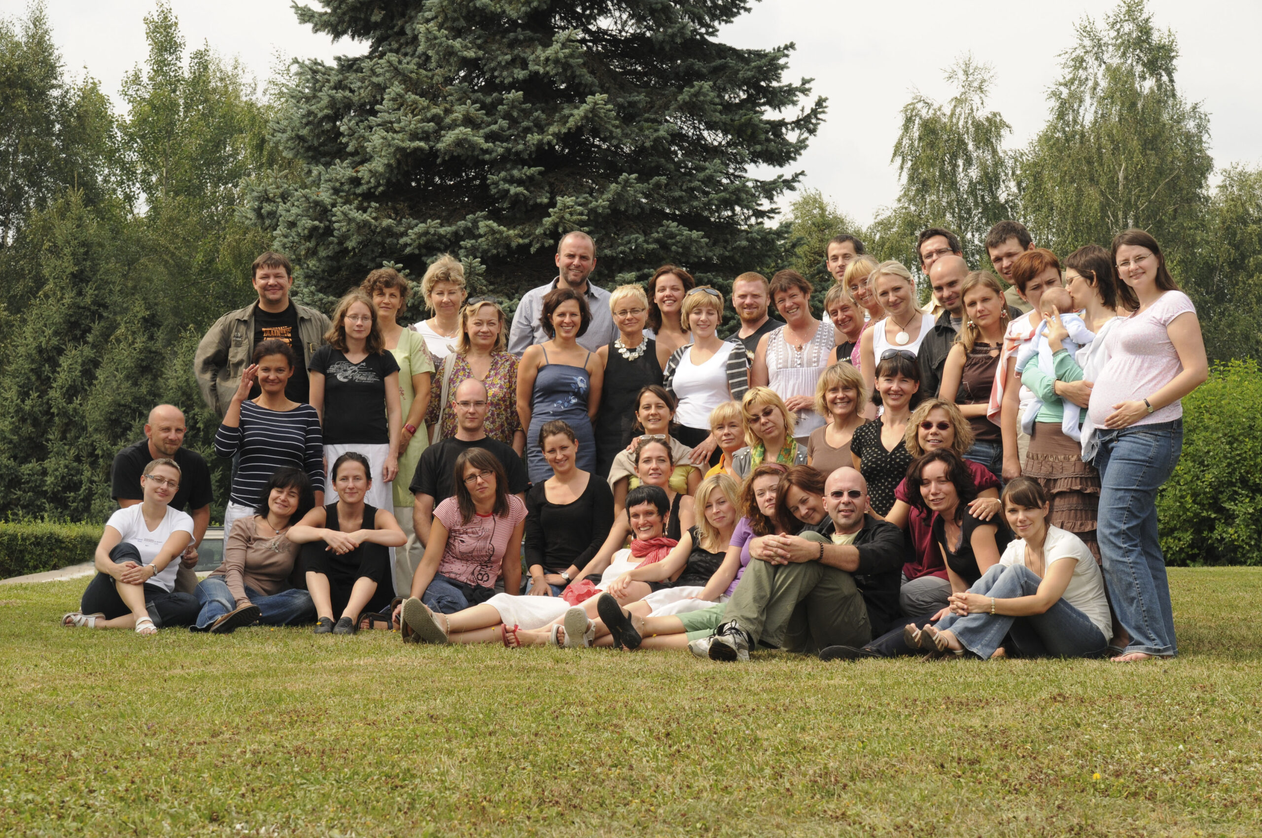 1 Szkoła Letnia Gestalt w Dobczycach