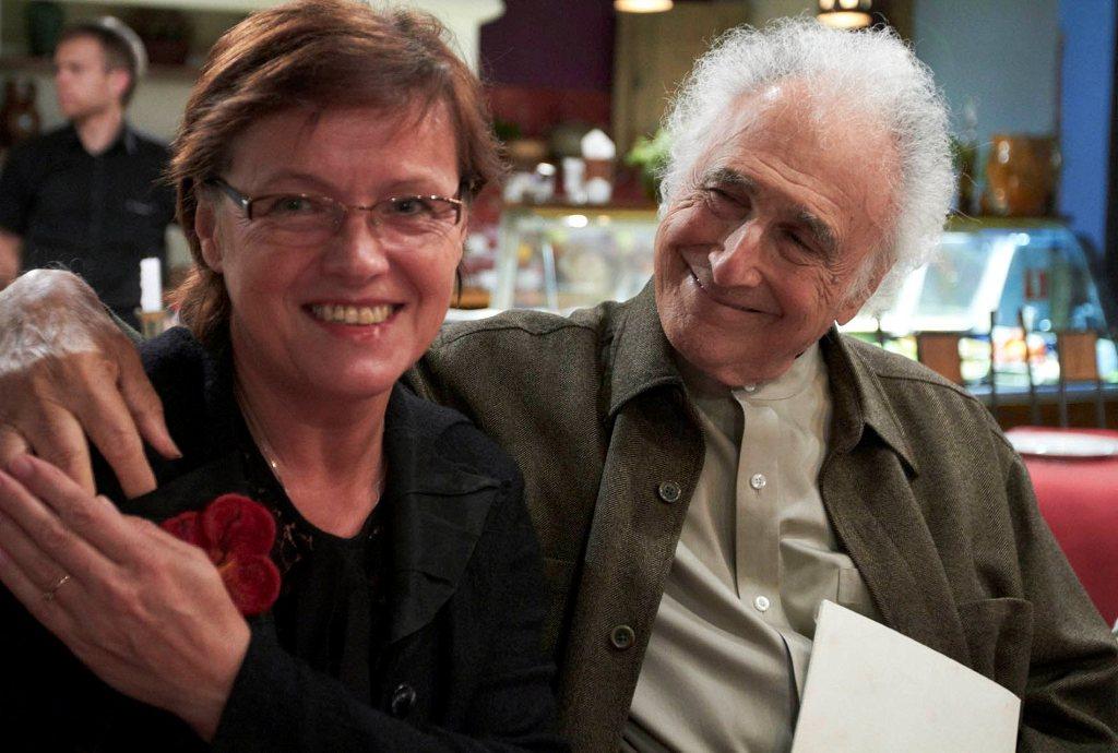 Steven Schoen i Zofia Pierzchała